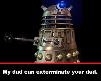 Dalek Dad