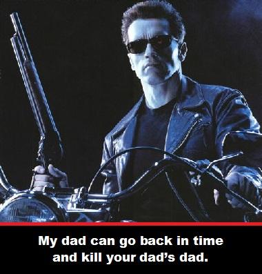 Dad Terminator