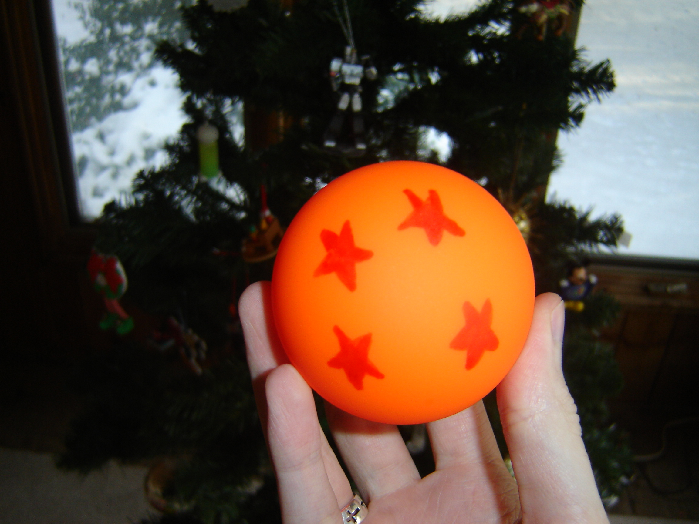 Ornament benjamin t collier 39 s blog for Decoration dragon ball