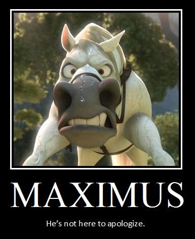 Maximus. Tangled