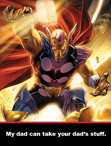 Dad Beta Ray Bill