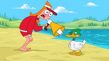 Candace from Phineas And Ferb