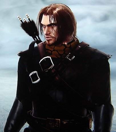 Roy. The Kingdom. Made using Creation mode in Soul Calibur 5. benjaminfrog.com