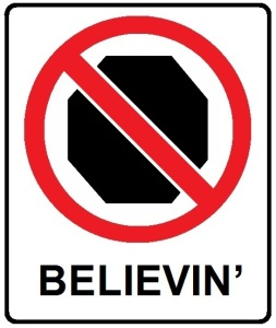 Don't Stop Believin' by Benjamin T. Collier https://benjaminfrog.com/