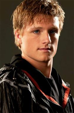 Peeta Mellark. The Hunger Games