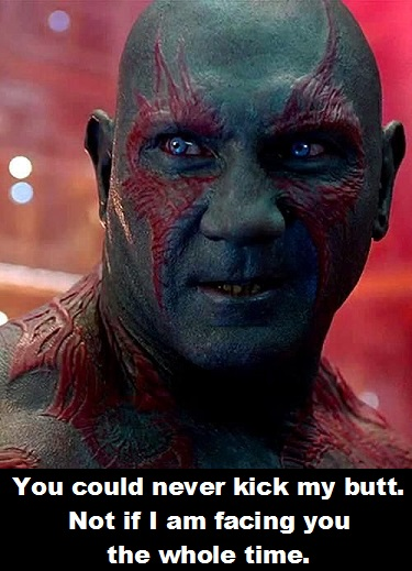 Drax 1 Guardians of the Galaxy