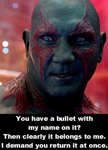 Drax 2 Guardians of the Galaxy