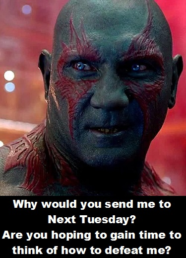 Drax 6 Guardians of the Galaxy