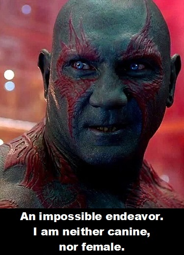 Drax 9 Guardians of the Galaxy