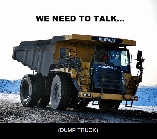 Dump Truck https://benjaminfrog.com/2016/02/08/pick-up-truck/