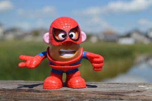 Mr. Potato Head Spider-Man