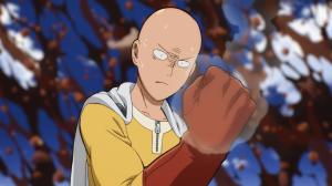 Saitama. One Punch Man