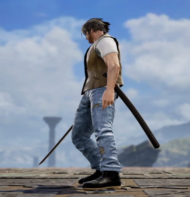 Benjamin T. Collier. Made using Creation mode in Soulcalibur 6. benjaminfrog.com