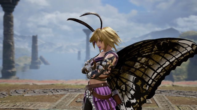 Post-Apocalyptic Fairy. Made using Creation mode in Soulcalibur 6. benjaminfrog.com