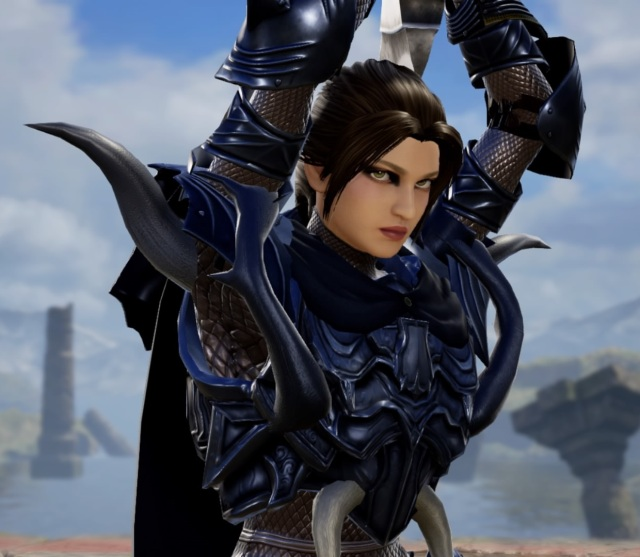 Durnevine from The Final Power: Chronomancer. Made using Creation mode in Soulcalibur 6. benjaminfrog.com